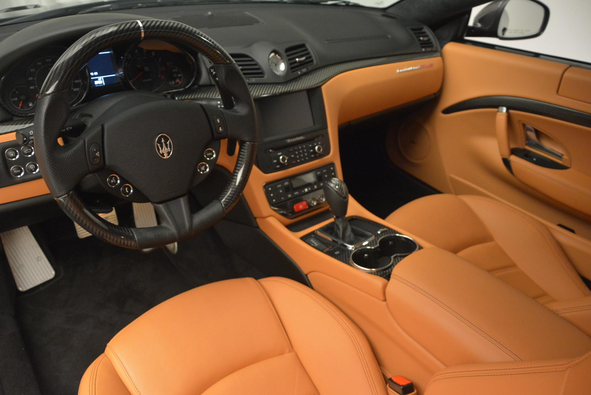 Used 2013 Maserati GranTurismo MC For Sale In Westport, CT 773_p15