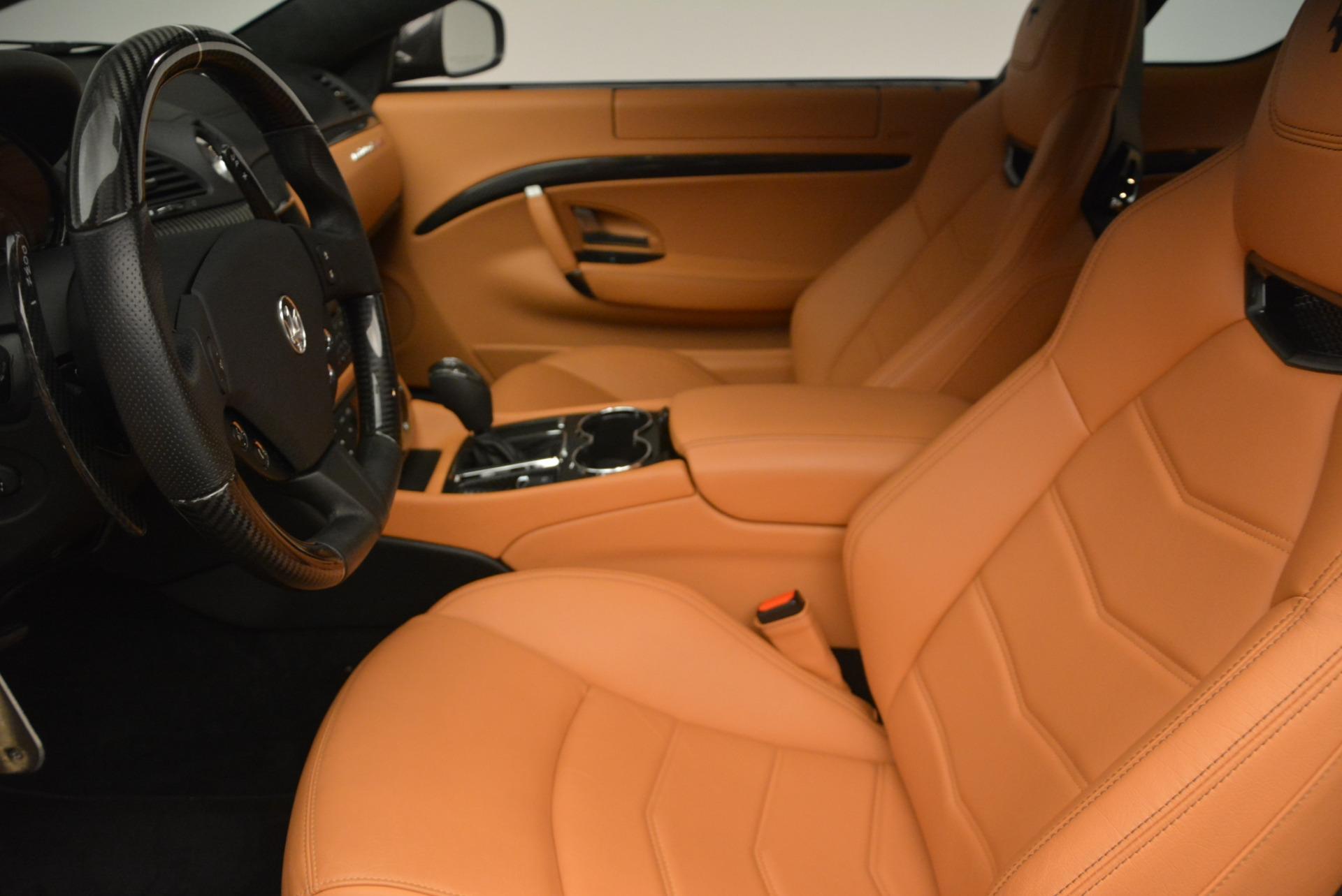 Used 2013 Maserati GranTurismo MC For Sale In Westport, CT 773_p16