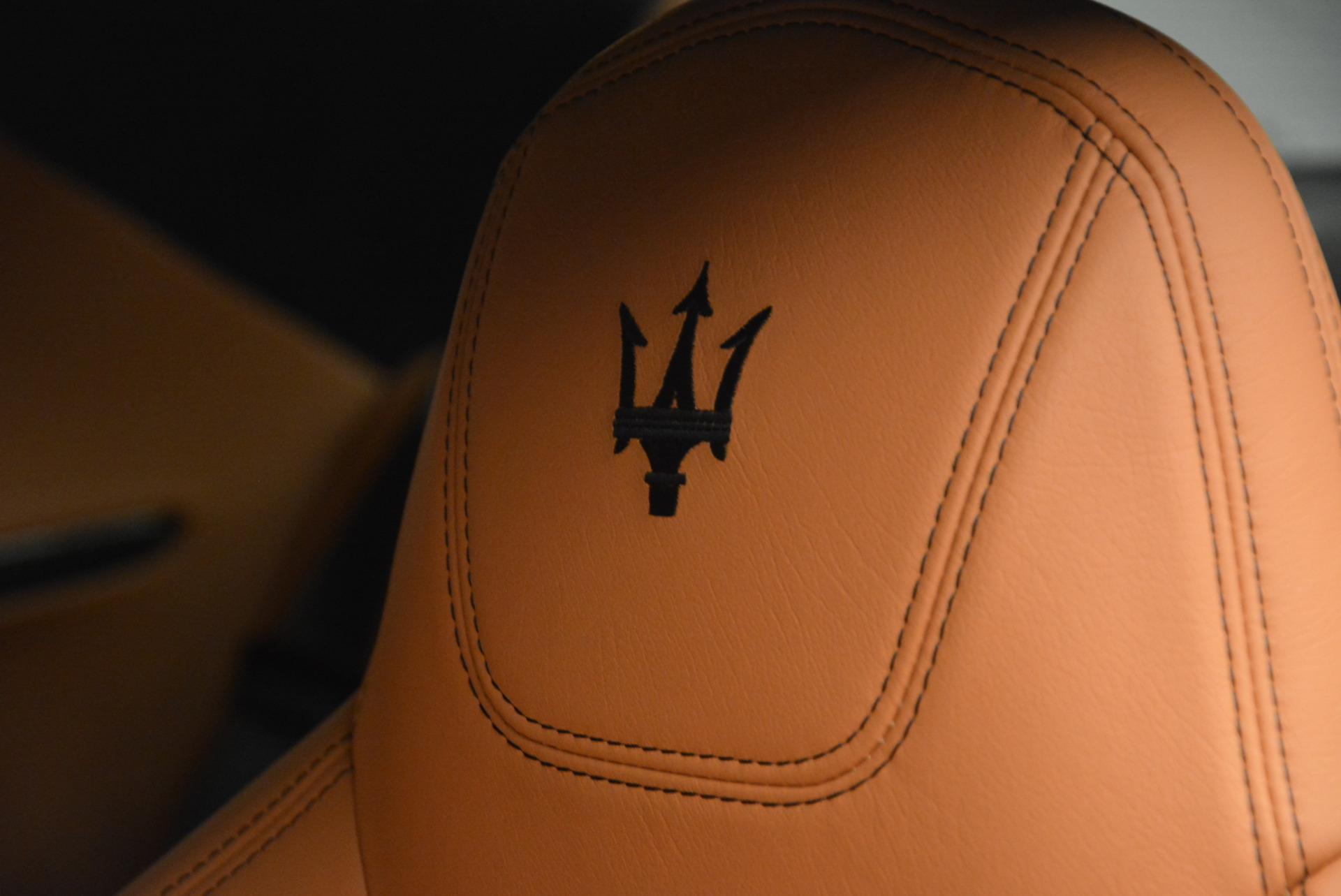 Used 2013 Maserati GranTurismo MC For Sale In Westport, CT 773_p21