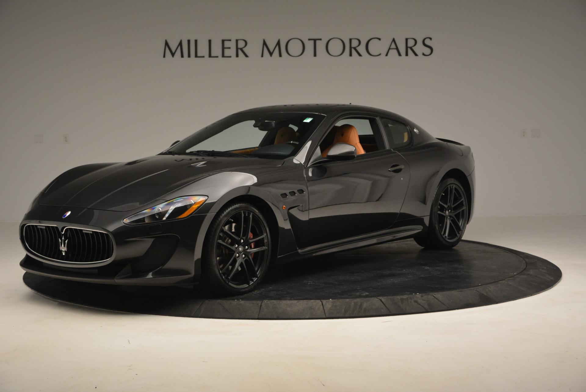 Used 2013 Maserati GranTurismo MC For Sale In Westport, CT 773_p2