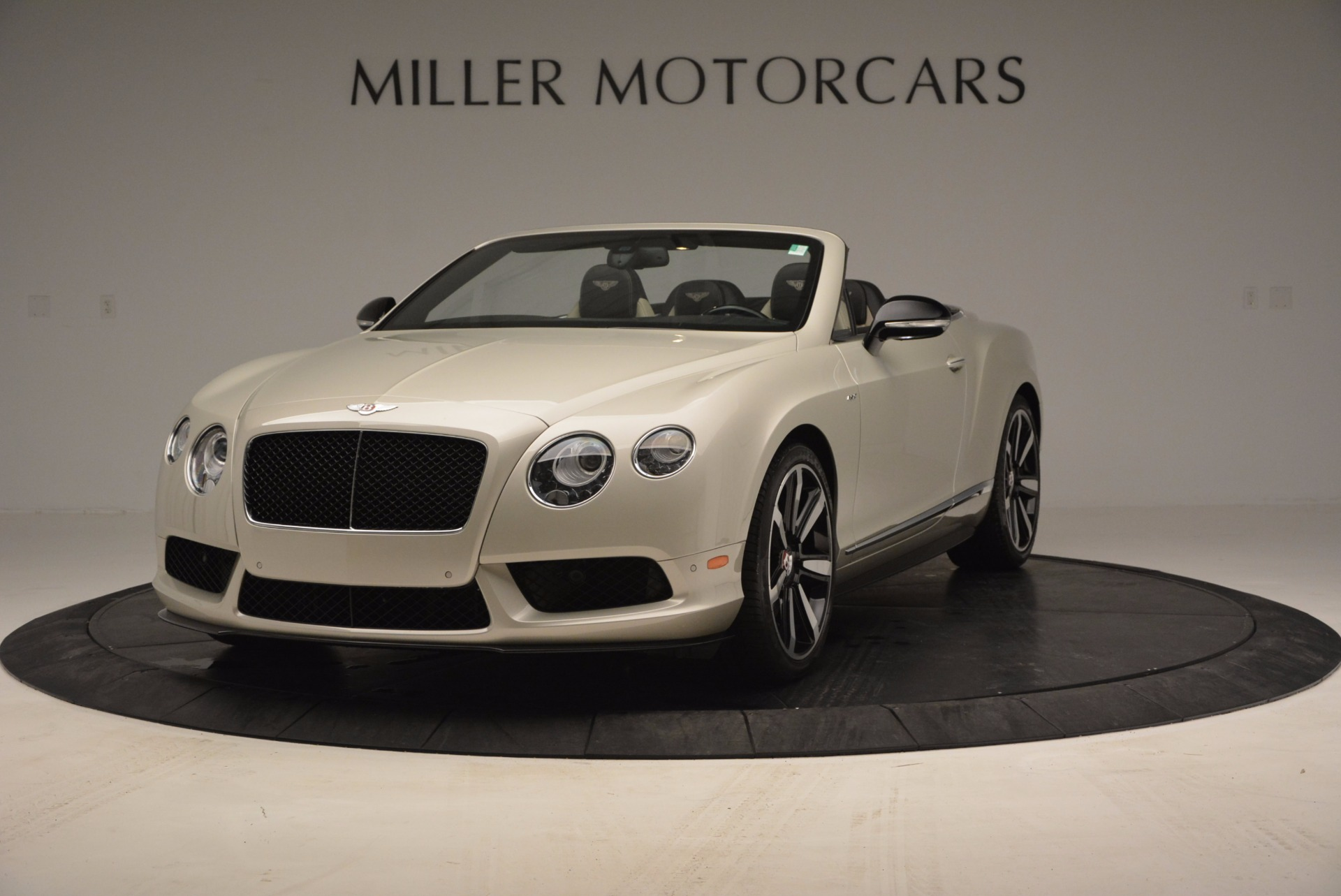 Used 2014 Bentley Continental GT V8 S For Sale In Westport, CT