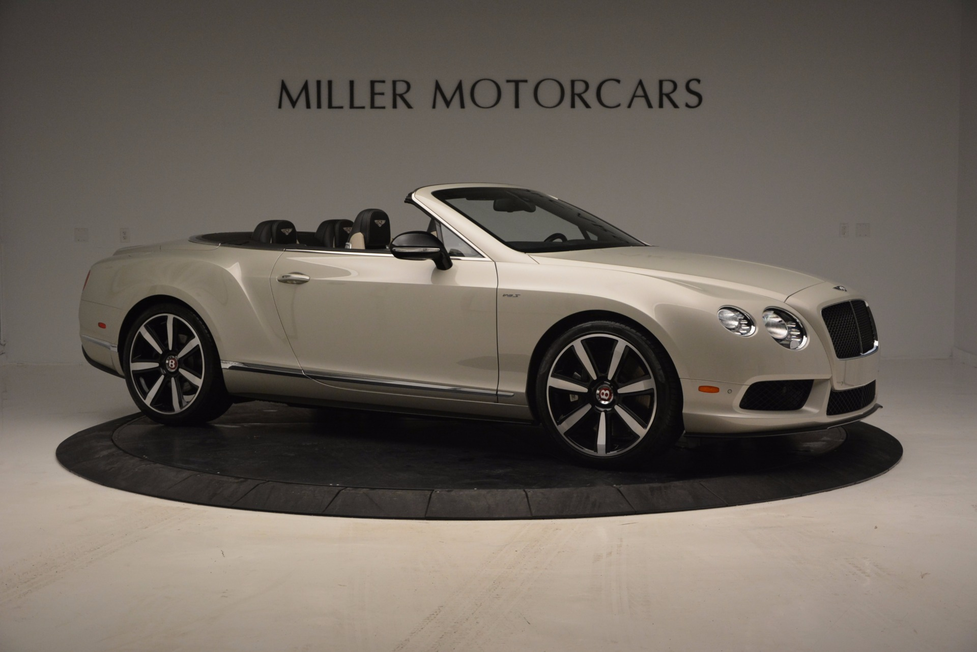 Used 2014 Bentley Continental GT V8 S For Sale In Westport, CT 774_p10