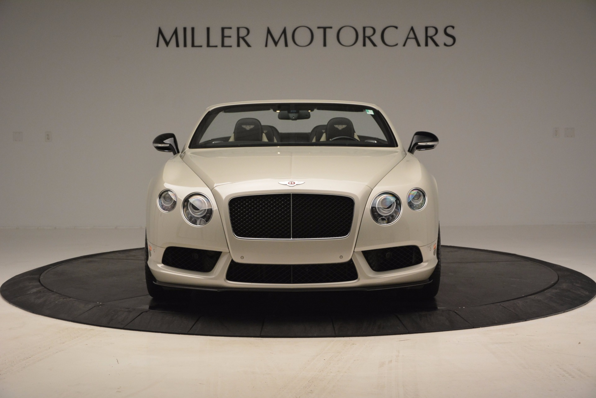 Used 2014 Bentley Continental GT V8 S For Sale In Westport, CT 774_p12