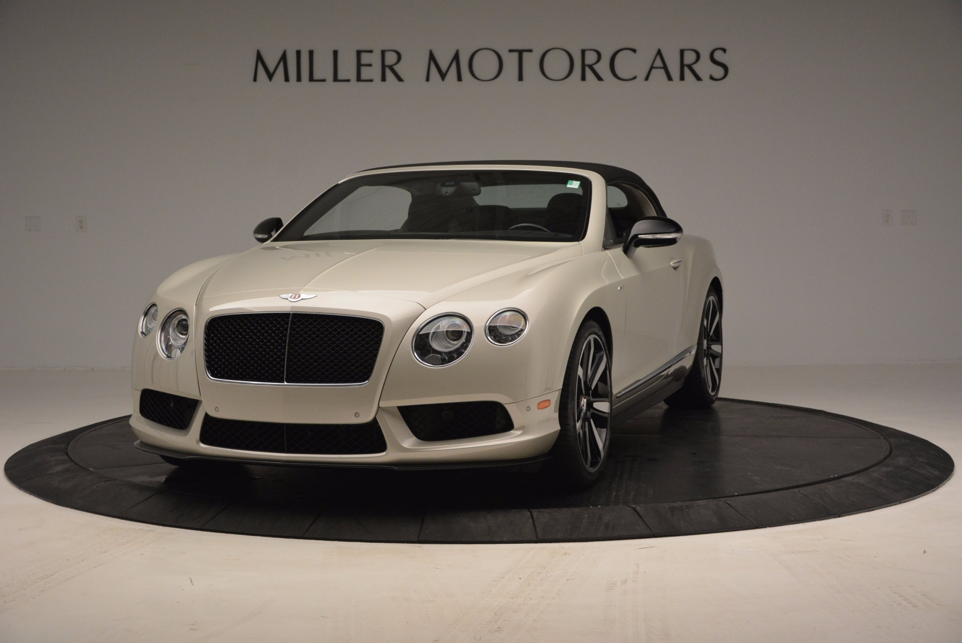 Used 2014 Bentley Continental GT V8 S For Sale In Westport, CT 774_p14