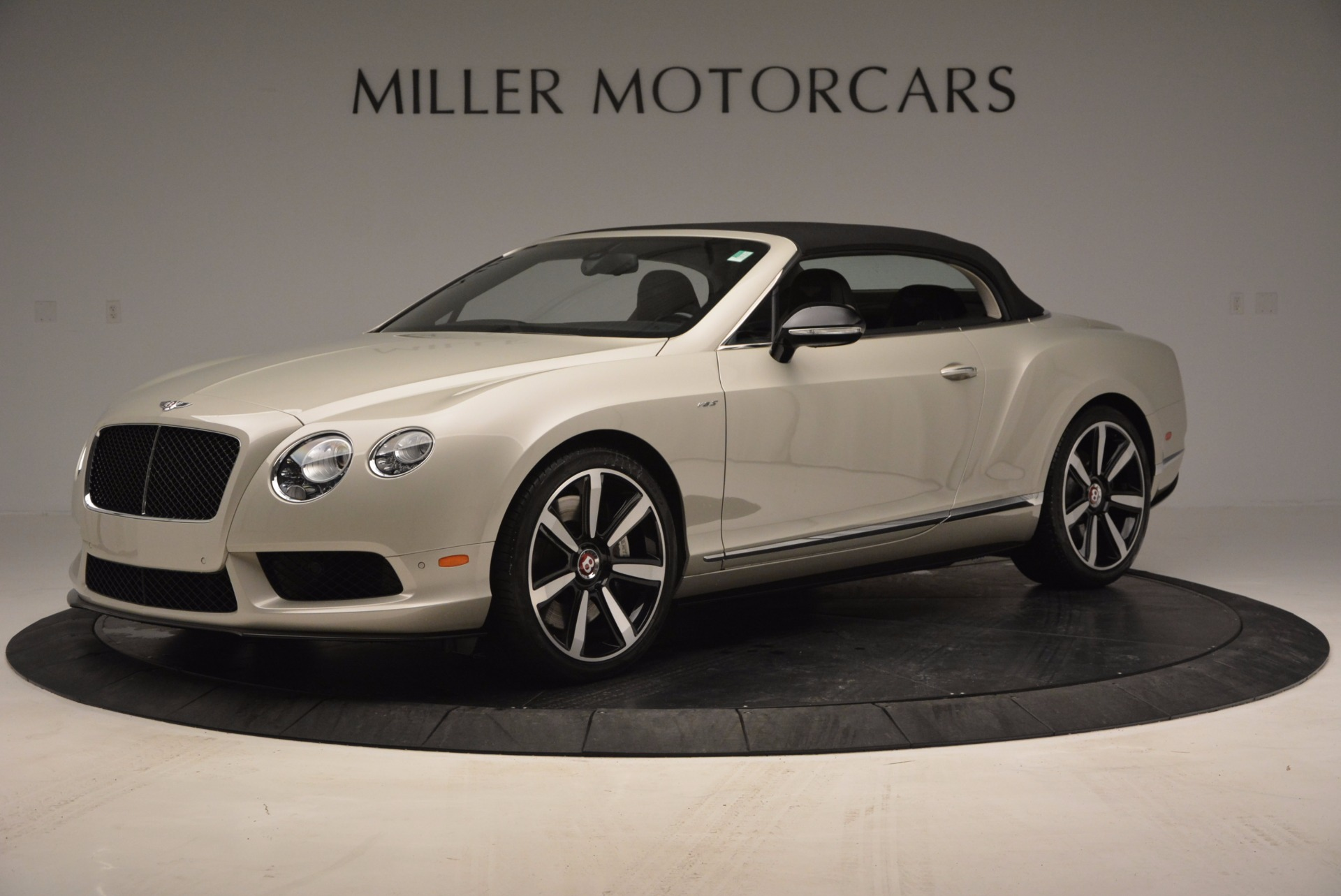 Used 2014 Bentley Continental GT V8 S For Sale In Westport, CT 774_p15
