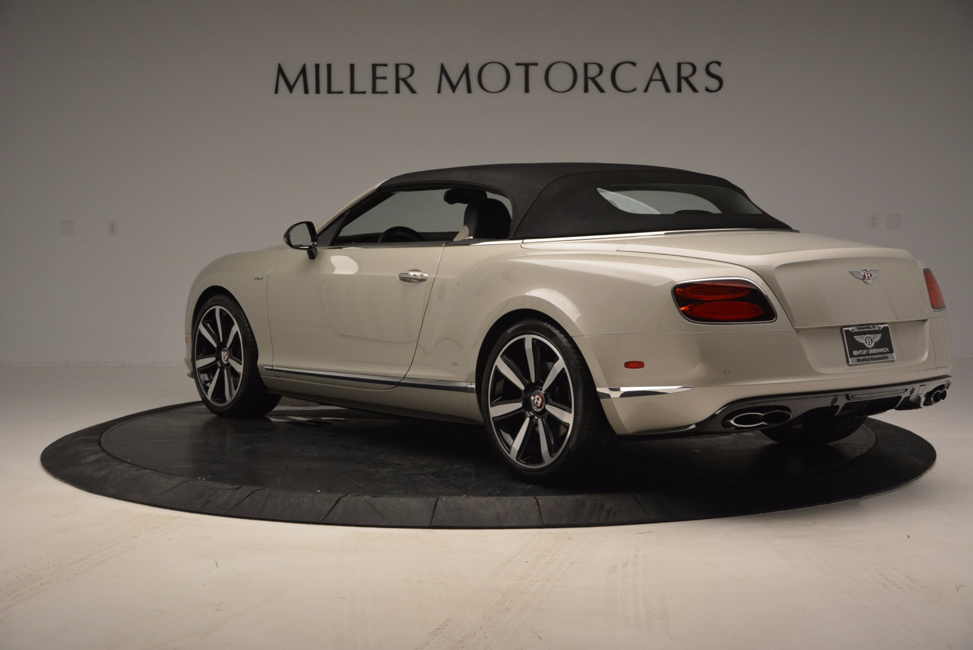 Used 2014 Bentley Continental GT V8 S For Sale In Westport, CT 774_p18