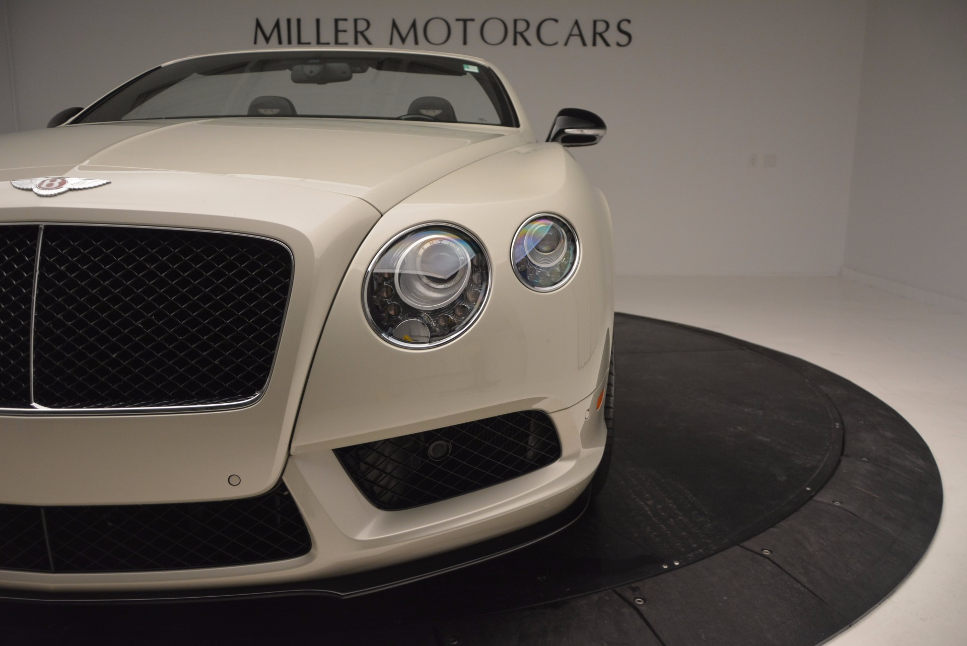Used 2014 Bentley Continental GT V8 S For Sale In Westport, CT 774_p27