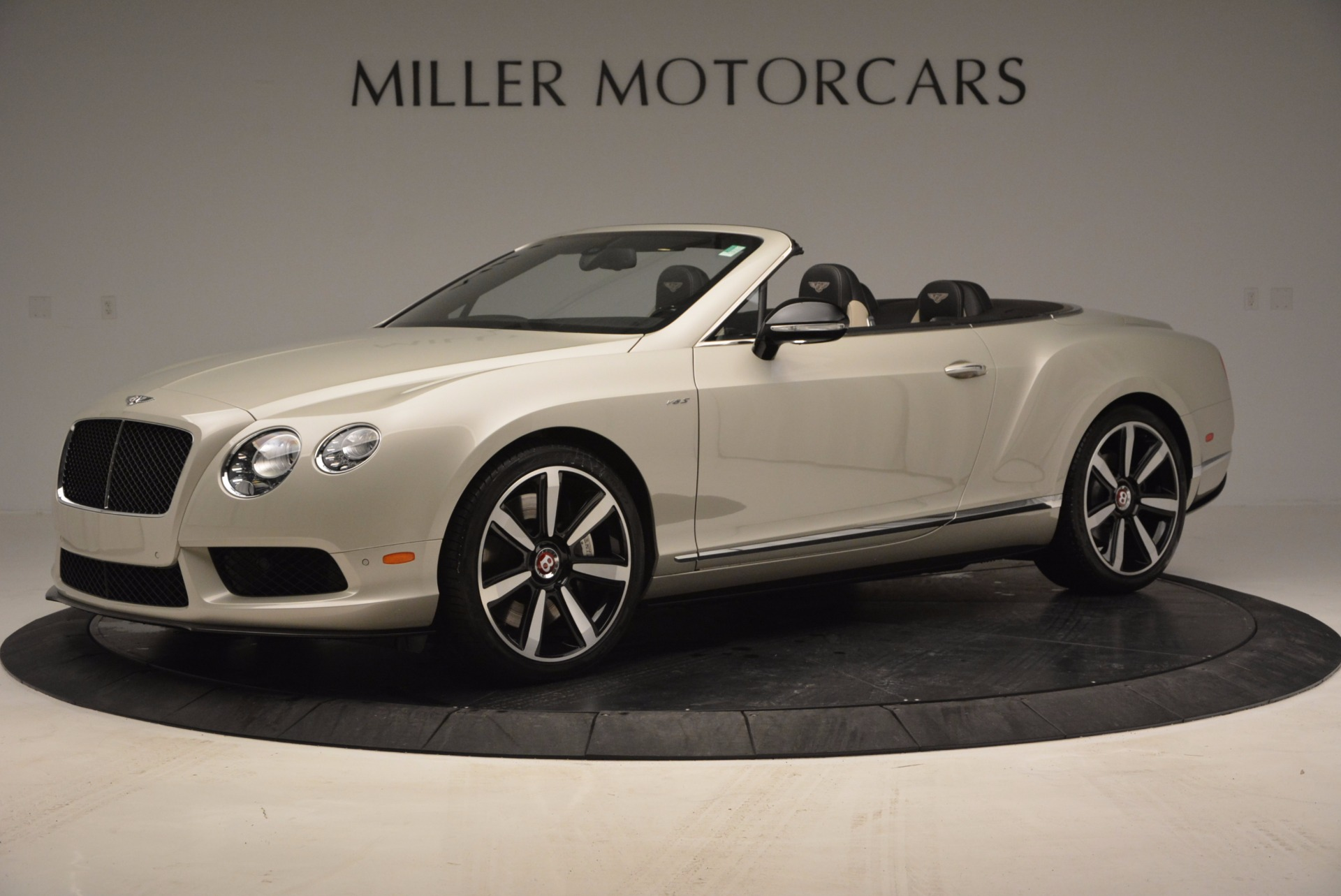 Used 2014 Bentley Continental GT V8 S For Sale In Westport, CT 774_p2