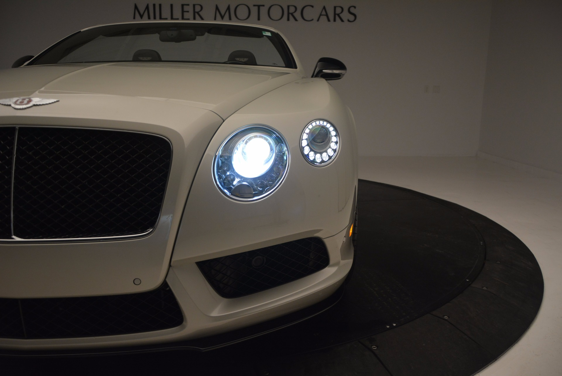 Used 2014 Bentley Continental GT V8 S For Sale In Westport, CT 774_p31