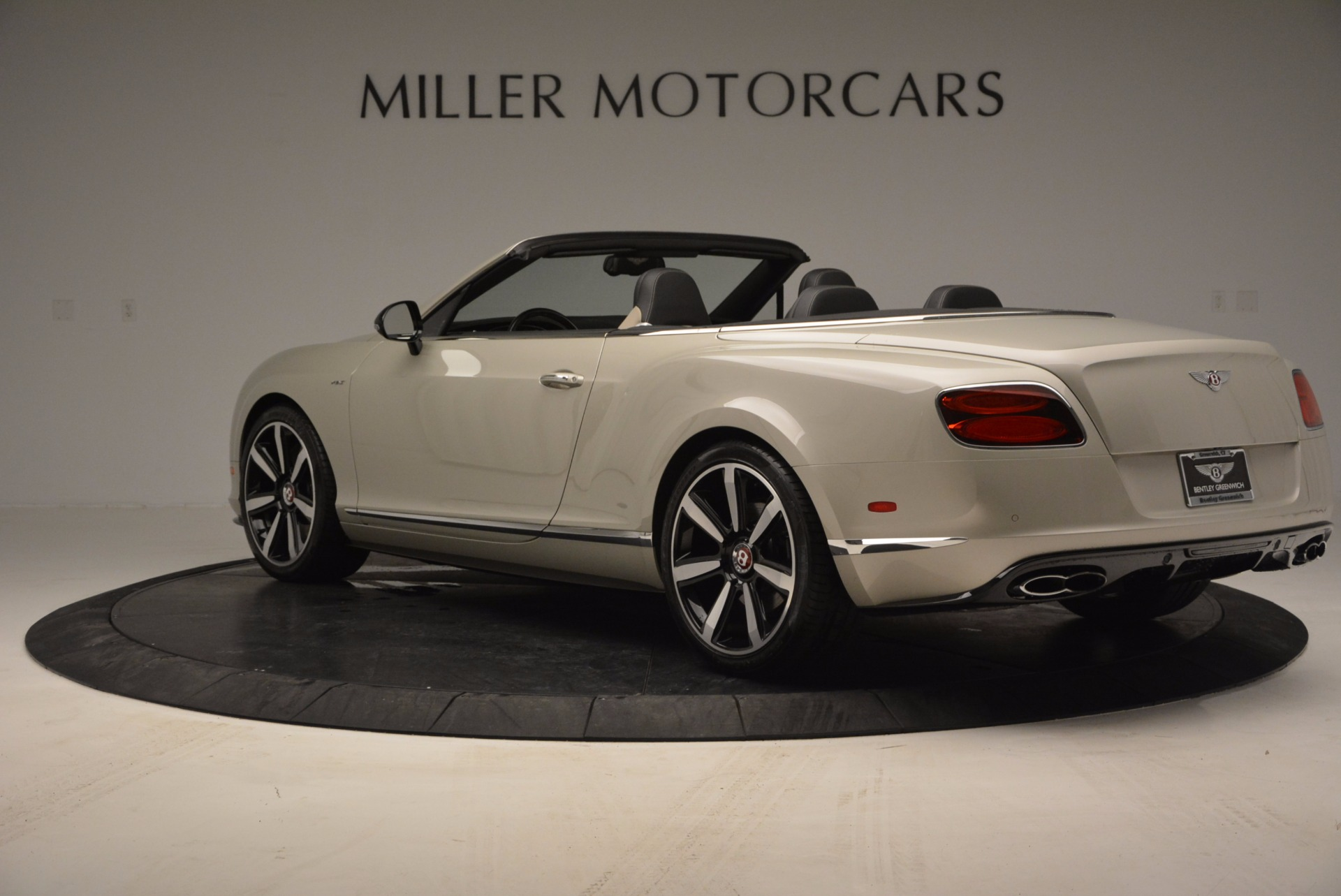 Used 2014 Bentley Continental GT V8 S For Sale In Westport, CT 774_p5