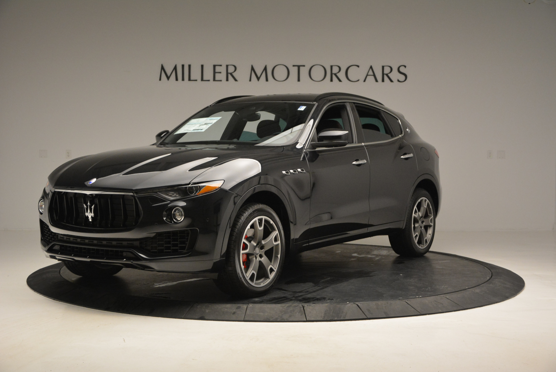 New 2017 Maserati Levante  For Sale In Westport, CT 775_main