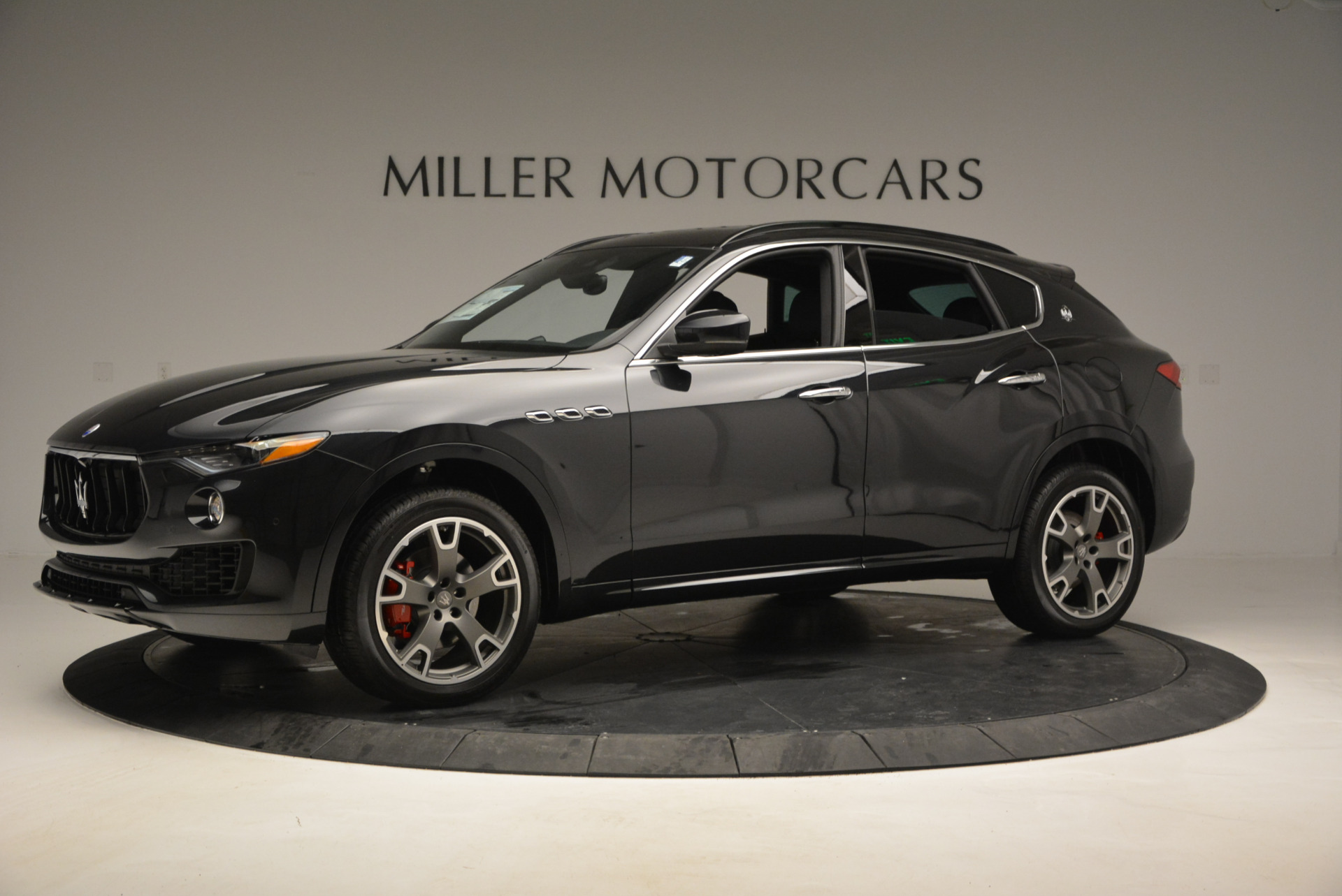 New 2017 Maserati Levante  For Sale In Westport, CT 775_p2