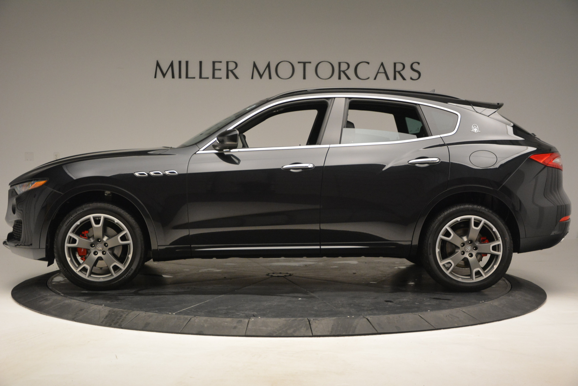New 2017 Maserati Levante  For Sale In Westport, CT 775_p3