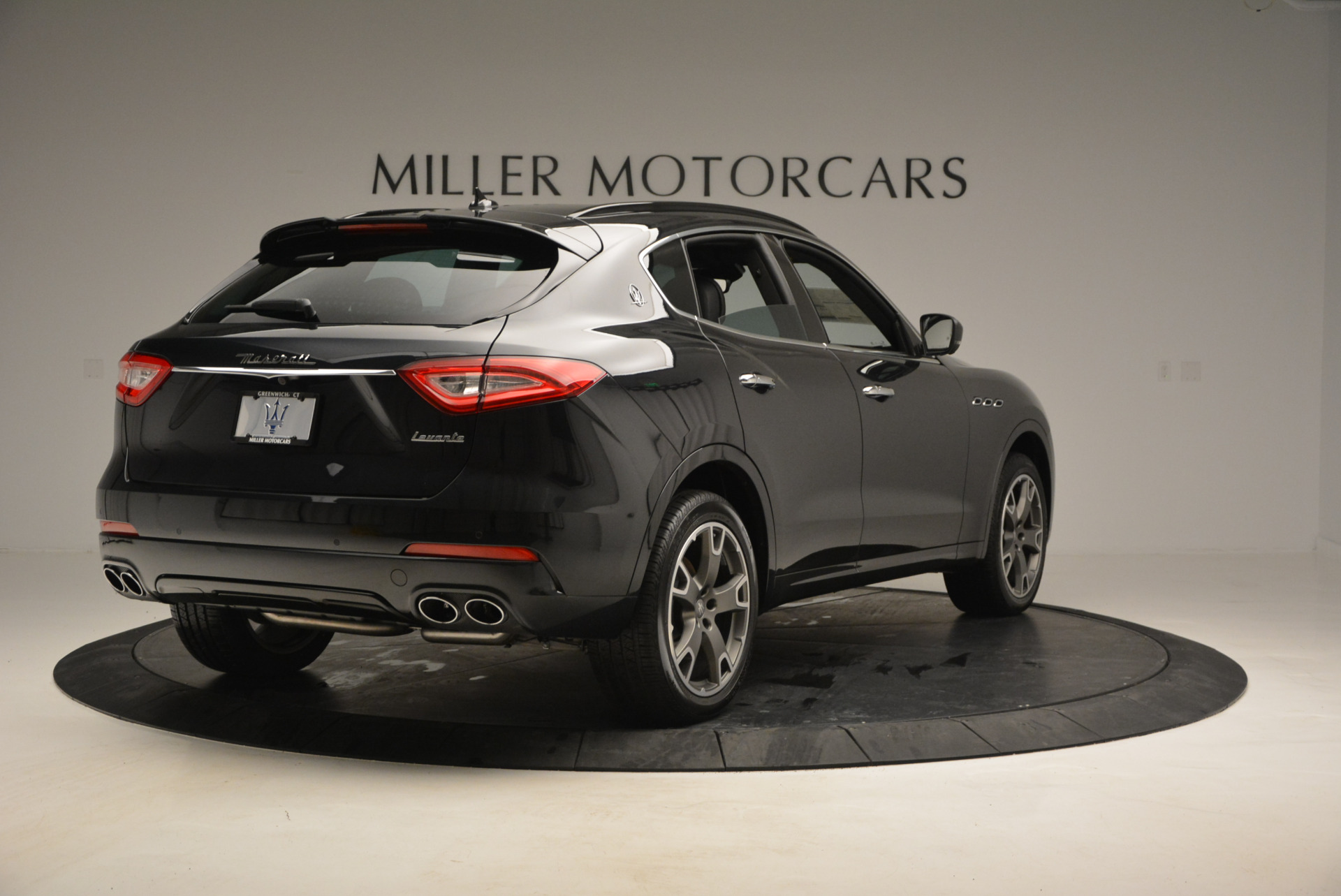 New 2017 Maserati Levante  For Sale In Westport, CT 775_p7
