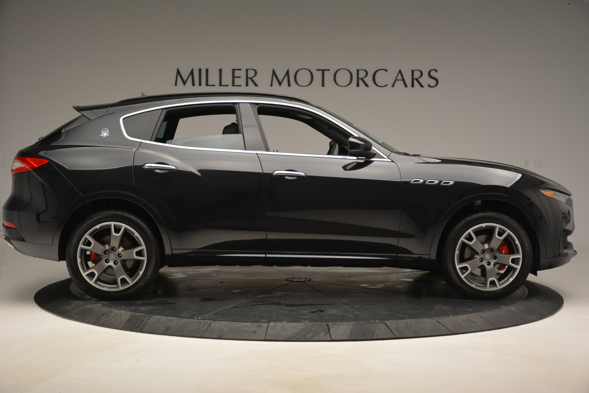 New 2017 Maserati Levante  For Sale In Westport, CT 775_p9