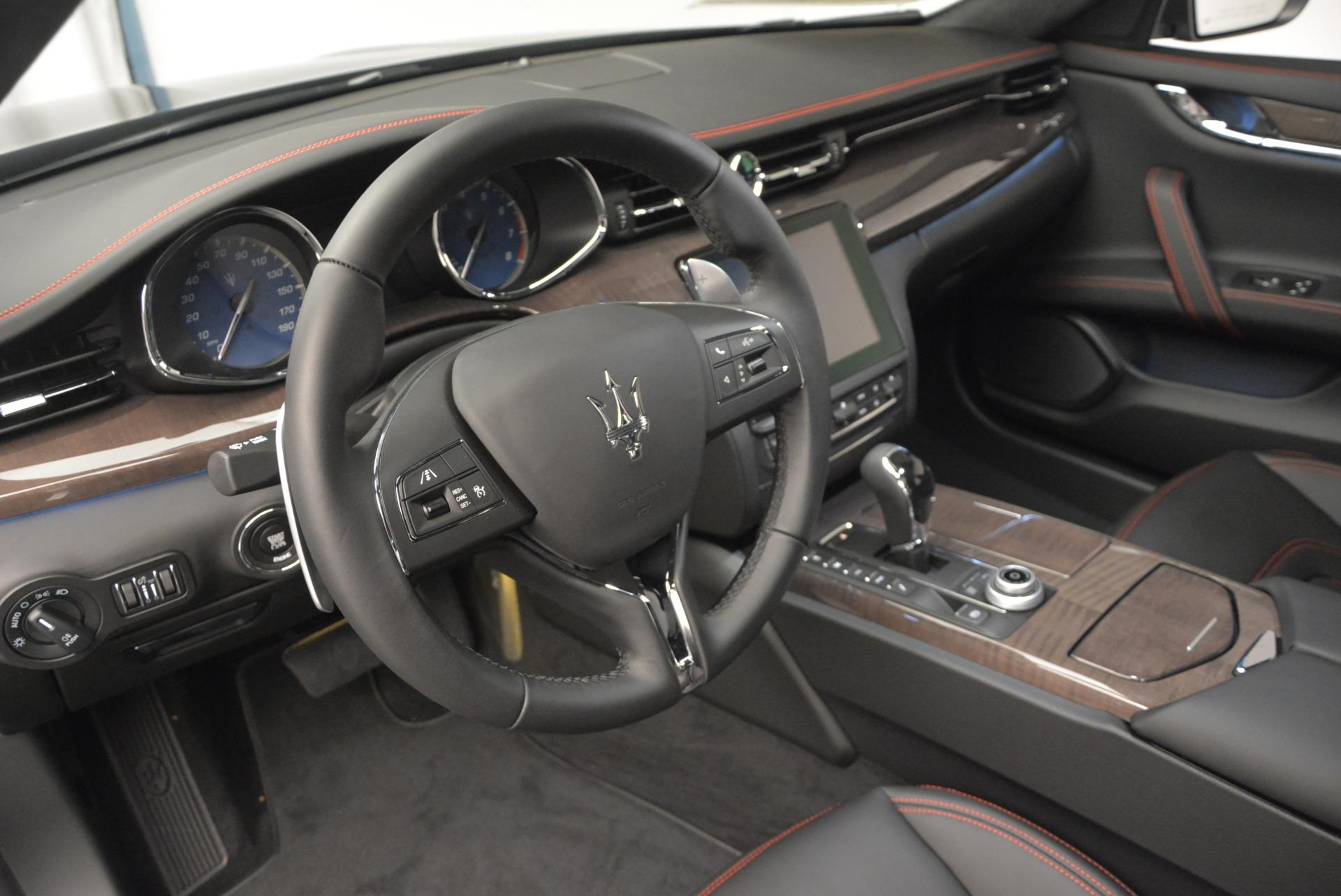 New 2017 Maserati Quattroporte S Q4 GranLusso For Sale In Westport, CT 777_p13