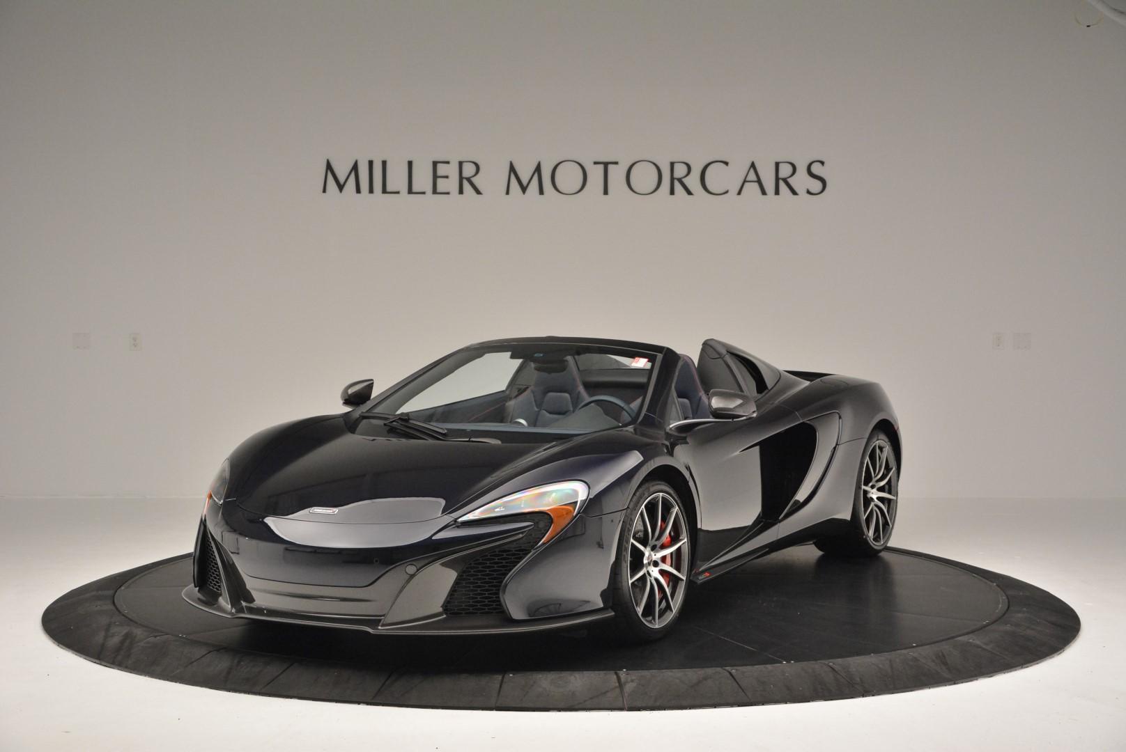 New 2016 McLaren 650S Spider  For Sale In Westport, CT 78_main