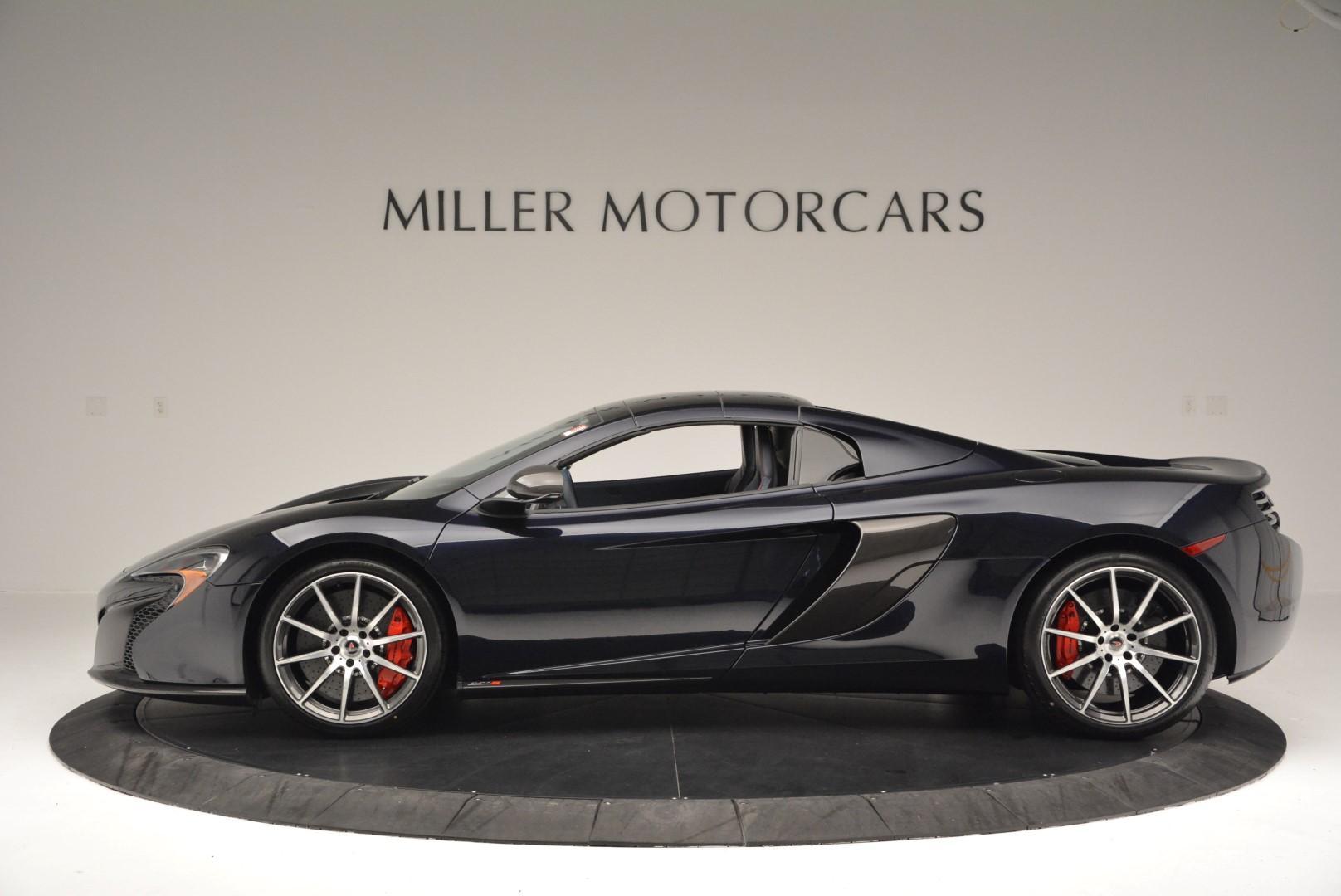 New 2016 McLaren 650S Spider  For Sale In Westport, CT 78_p16