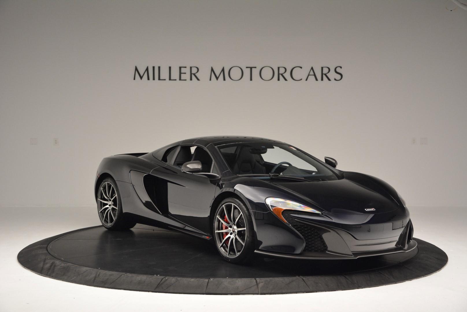 New 2016 McLaren 650S Spider  For Sale In Westport, CT 78_p21