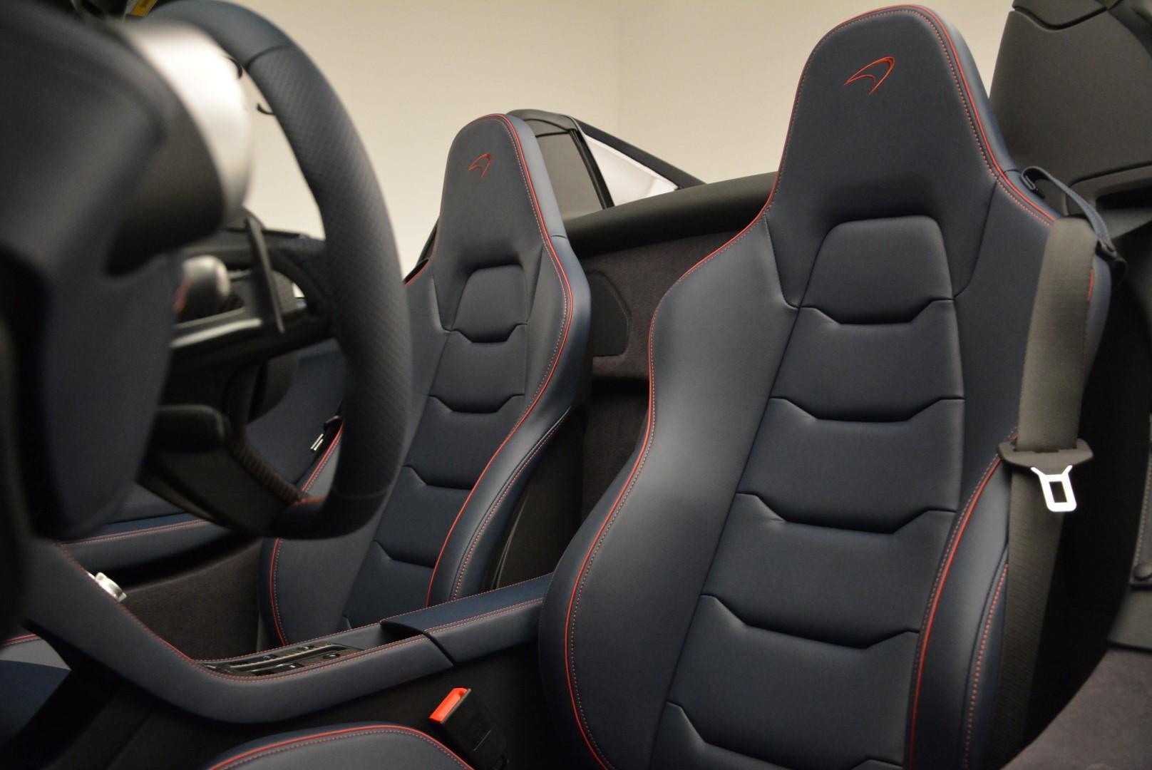 New 2016 McLaren 650S Spider  For Sale In Westport, CT 78_p24