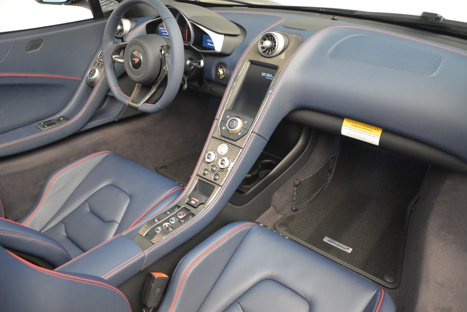 New 2016 McLaren 650S Spider  For Sale In Westport, CT 78_p26