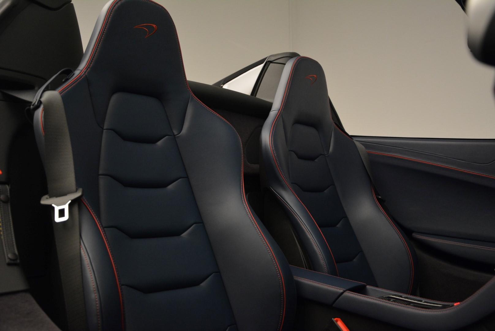 New 2016 McLaren 650S Spider  For Sale In Westport, CT 78_p28