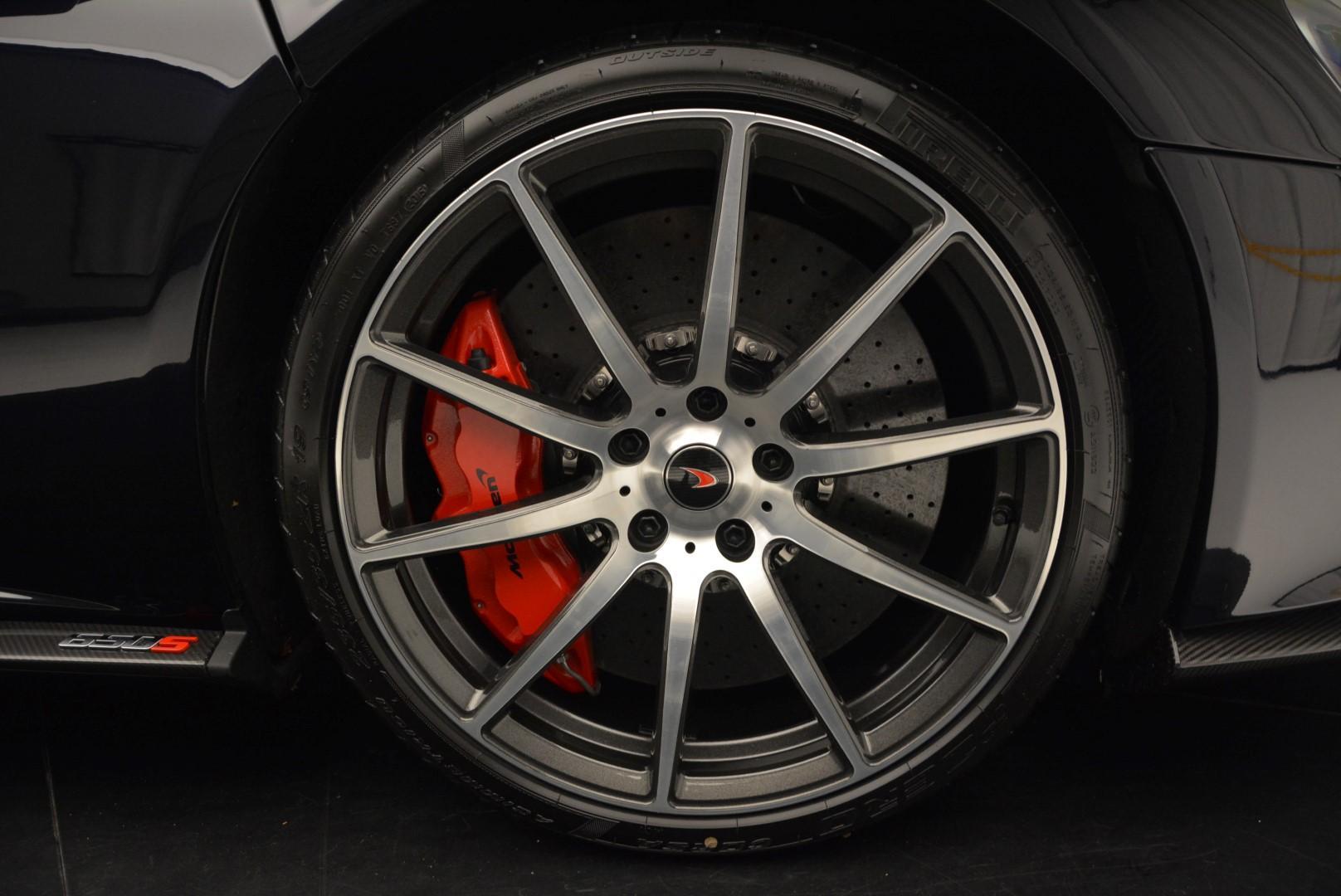 New 2016 McLaren 650S Spider  For Sale In Westport, CT 78_p31