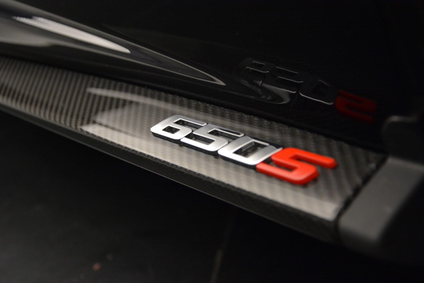 New 2016 McLaren 650S Spider  For Sale In Westport, CT 78_p33