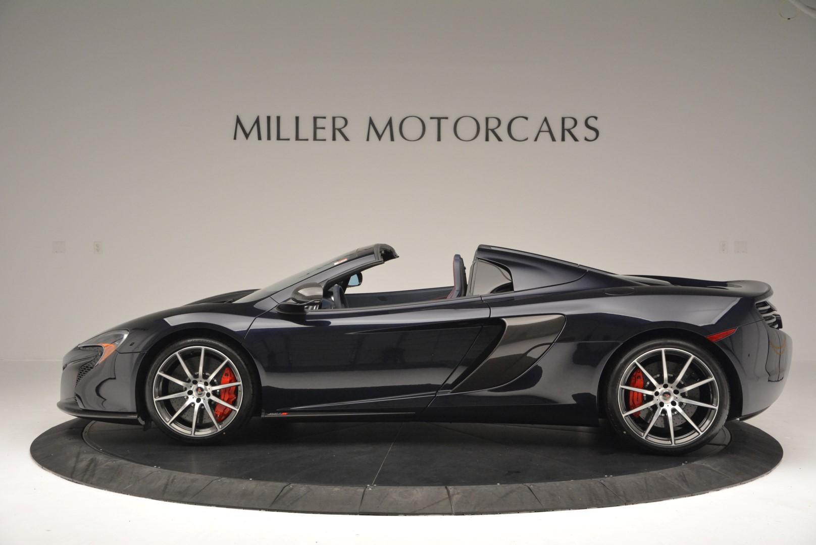 New 2016 McLaren 650S Spider  For Sale In Westport, CT 78_p3