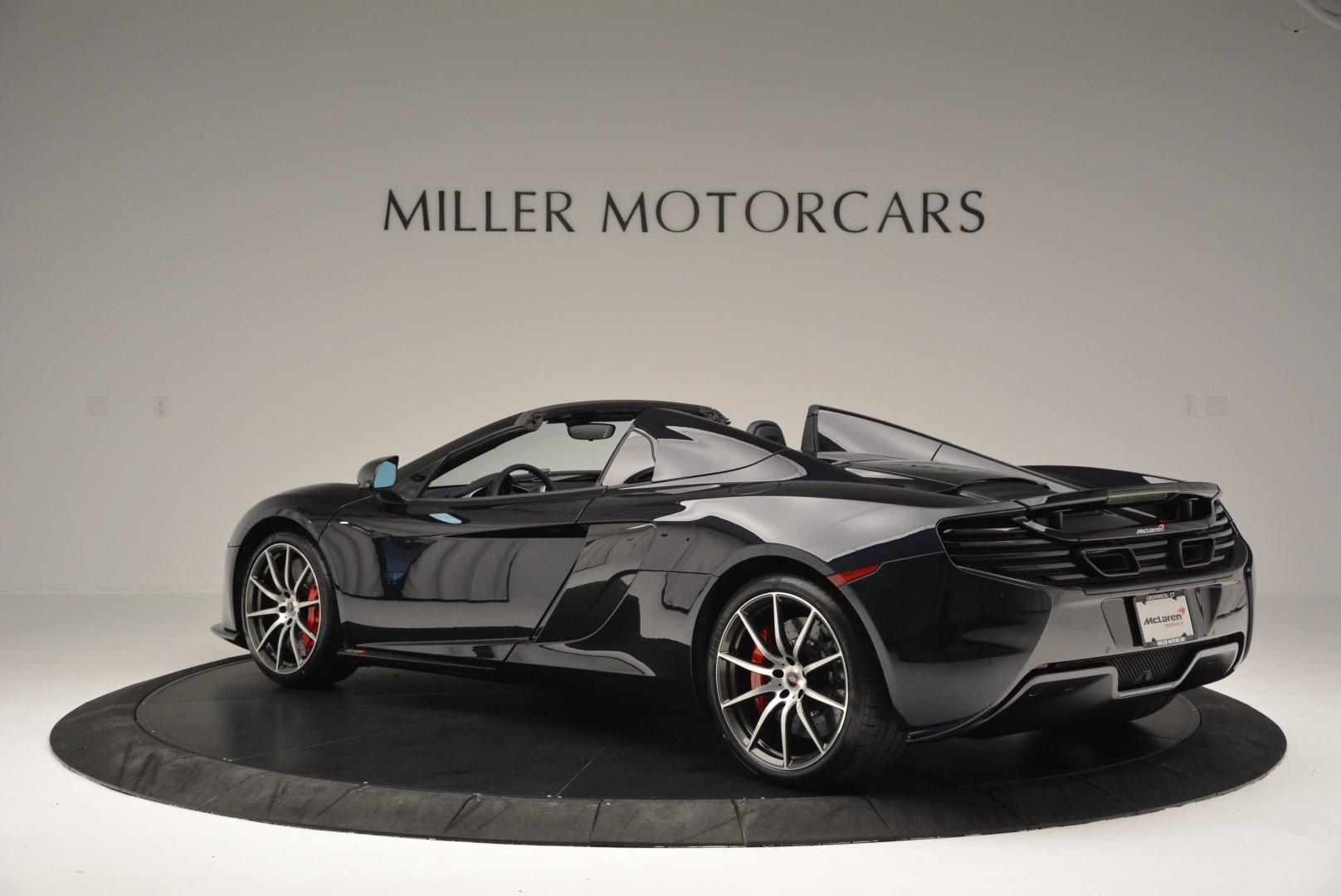 New 2016 McLaren 650S Spider  For Sale In Westport, CT 78_p4