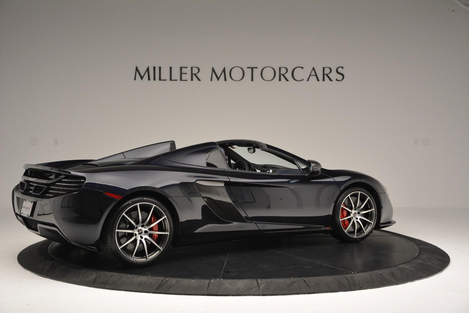 New 2016 McLaren 650S Spider  For Sale In Westport, CT 78_p8