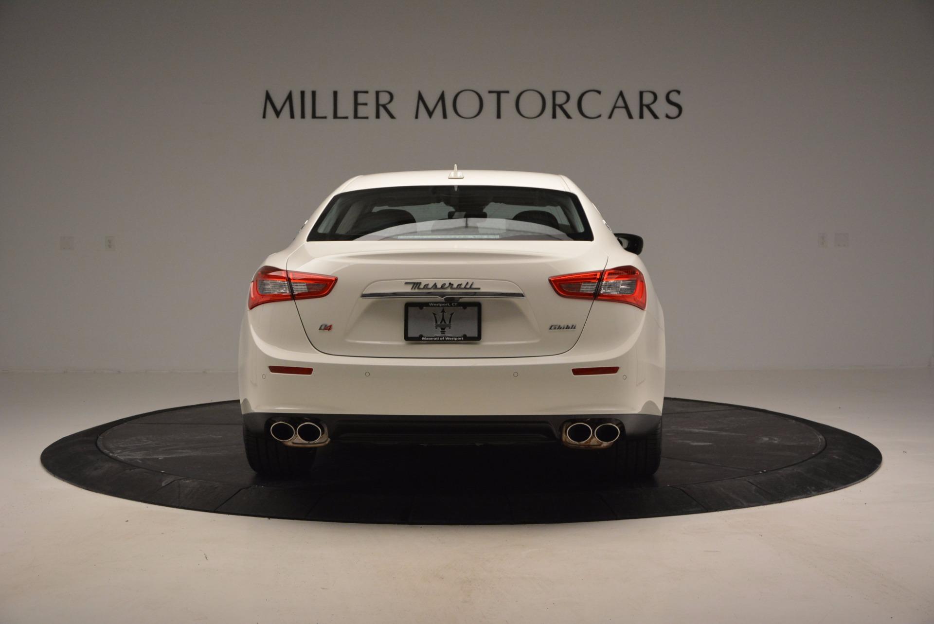Used 2017 Maserati Ghibli S Q4 Ex-Loaner For Sale In Westport, CT 783_p6