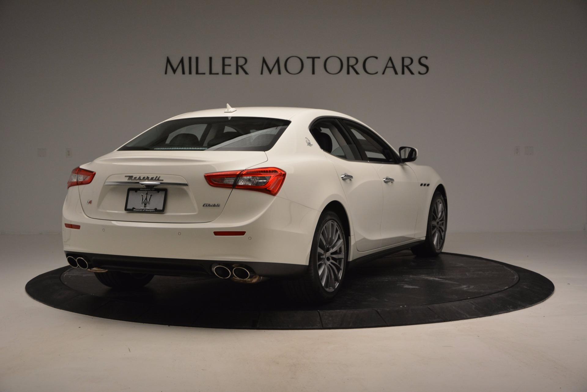 Used 2017 Maserati Ghibli S Q4 Ex-Loaner For Sale In Westport, CT 783_p7