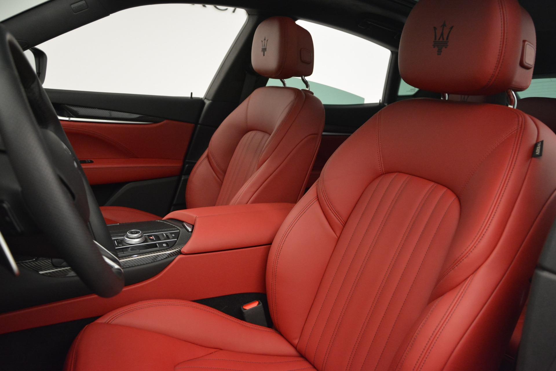 New 2017 Maserati Levante S For Sale In Westport, CT 787_p16