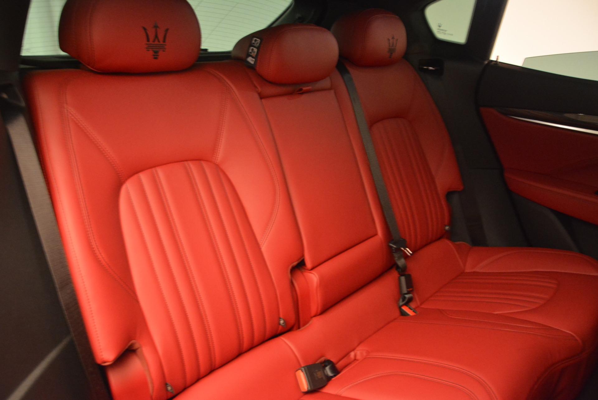 New 2017 Maserati Levante S For Sale In Westport, CT 787_p26