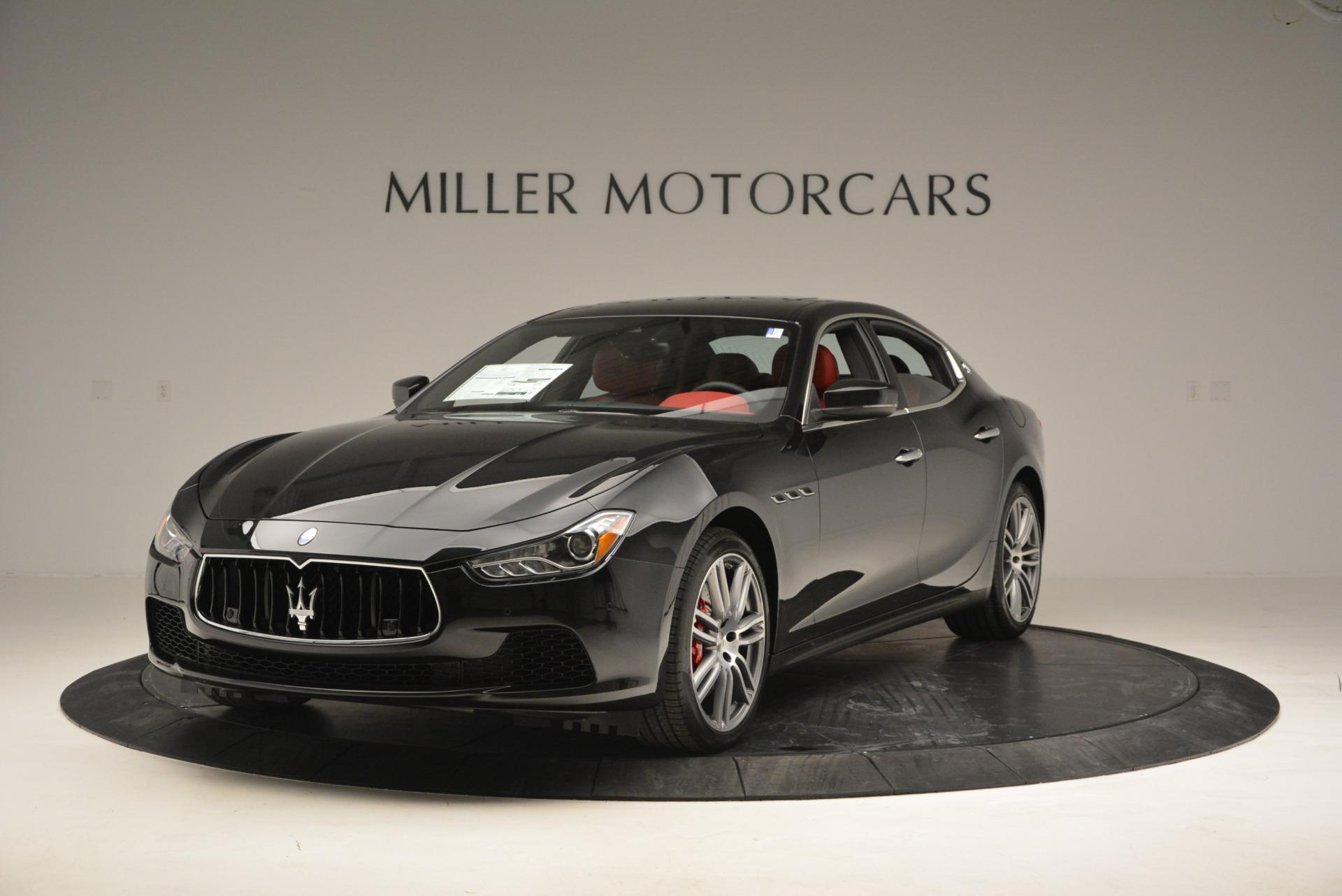 New 2017 Maserati Ghibli S Q4 For Sale In Westport, CT 789_main