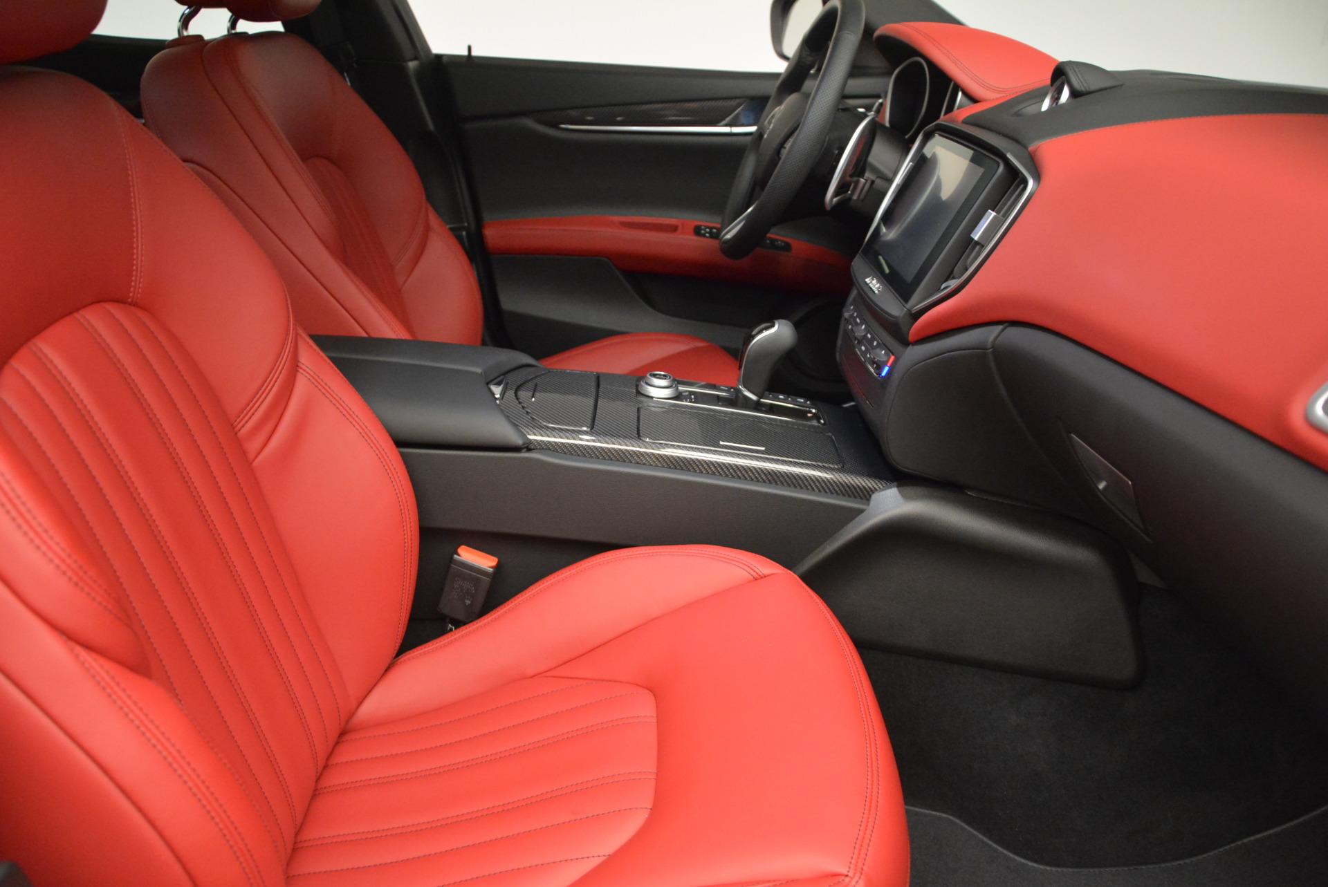 New 2017 Maserati Ghibli S Q4 For Sale In Westport, CT 789_p25