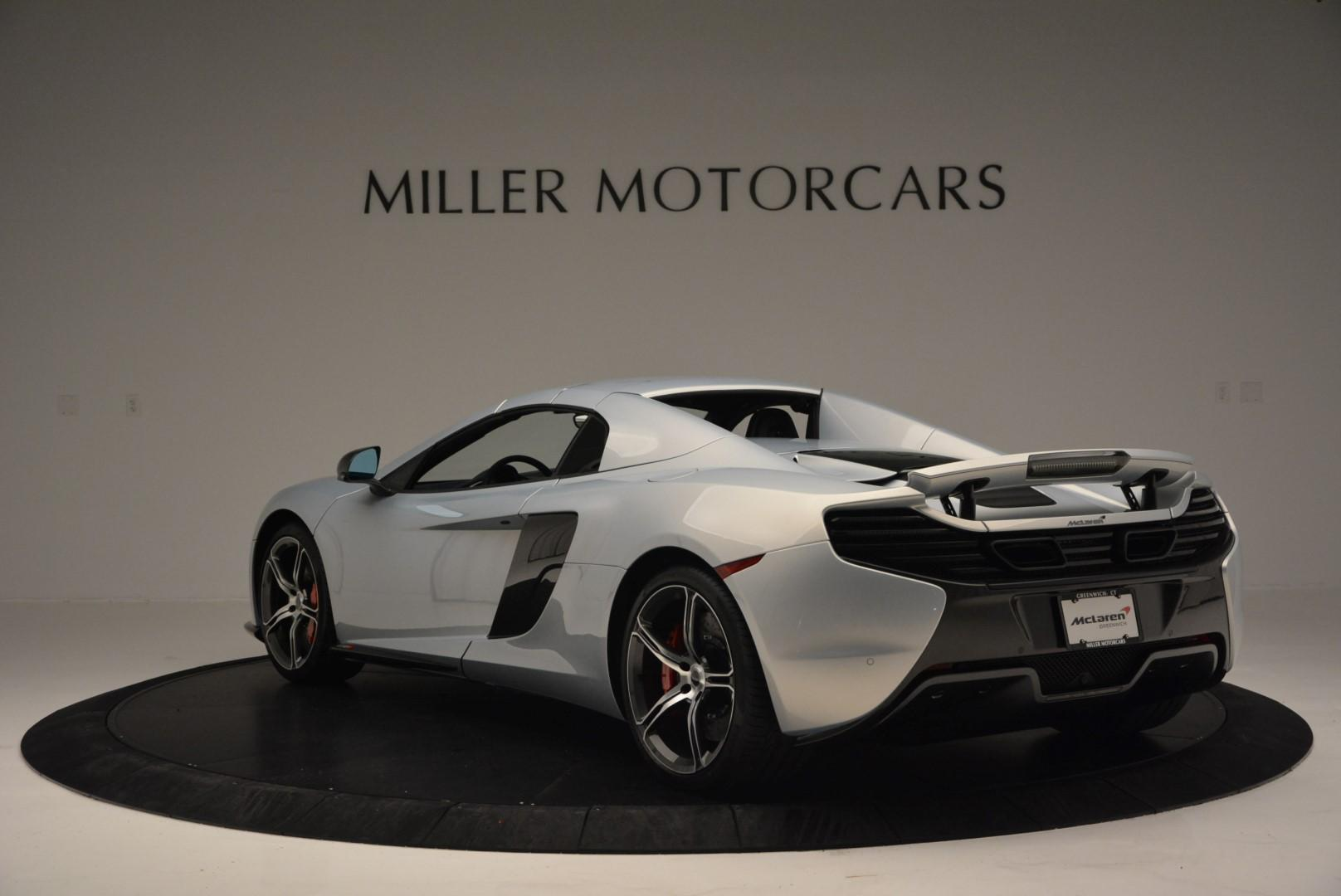 New 2016 McLaren 650S Spider  For Sale In Westport, CT 79_p15
