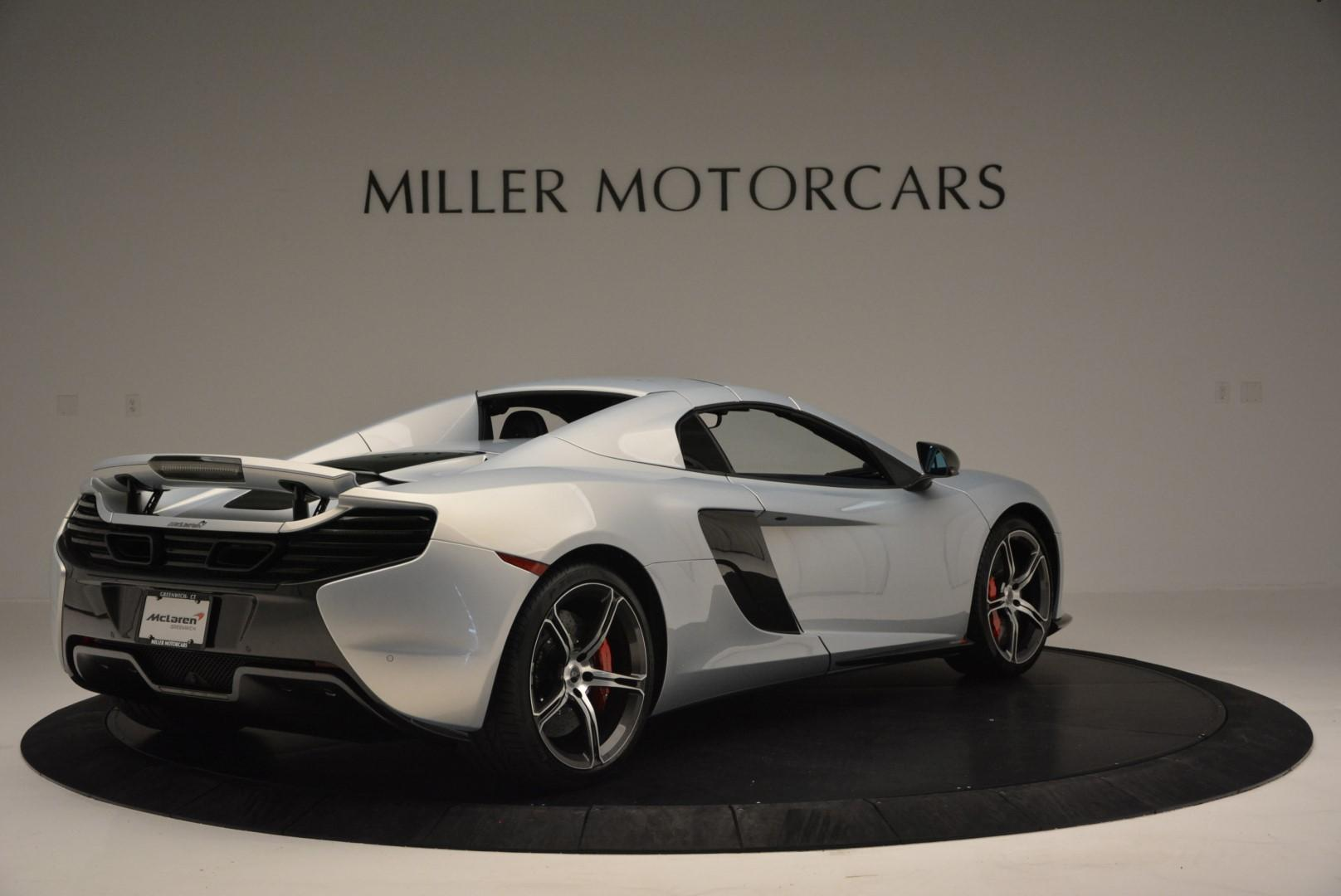 New 2016 McLaren 650S Spider  For Sale In Westport, CT 79_p17