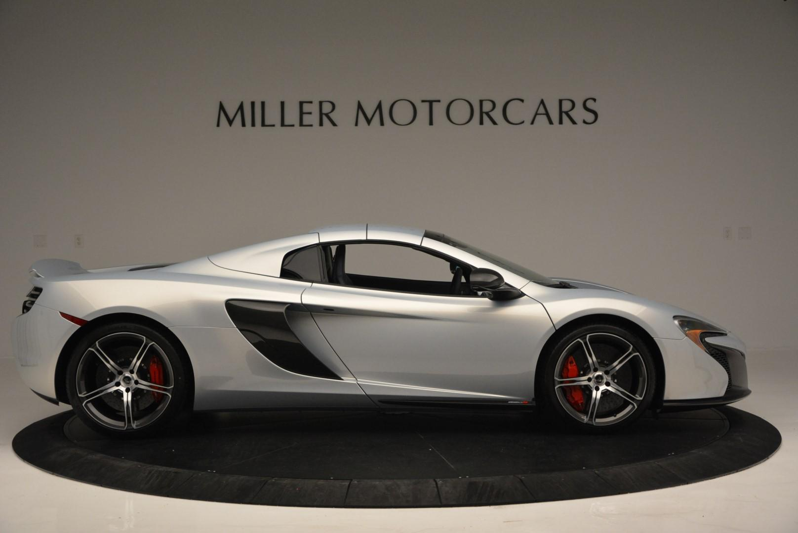 New 2016 McLaren 650S Spider  For Sale In Westport, CT 79_p18