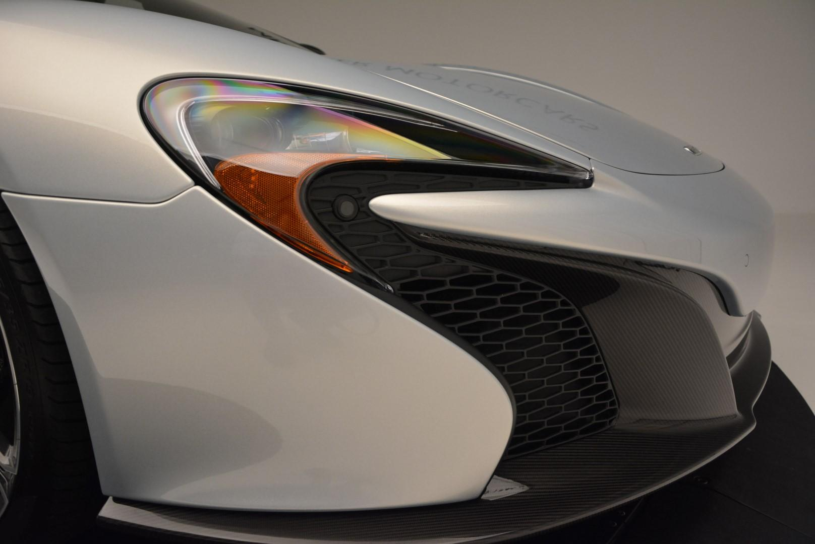 New 2016 McLaren 650S Spider  For Sale In Westport, CT 79_p30