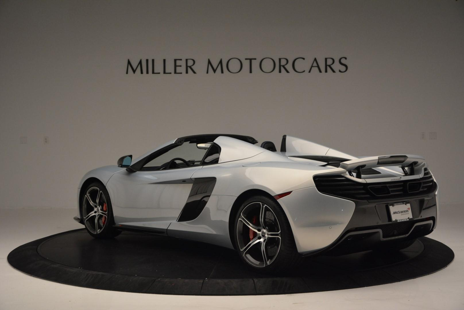 New 2016 McLaren 650S Spider  For Sale In Westport, CT 79_p4