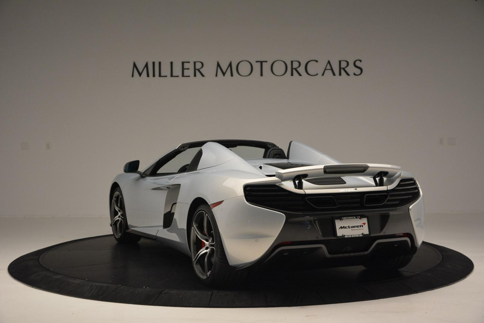 New 2016 McLaren 650S Spider  For Sale In Westport, CT 79_p5