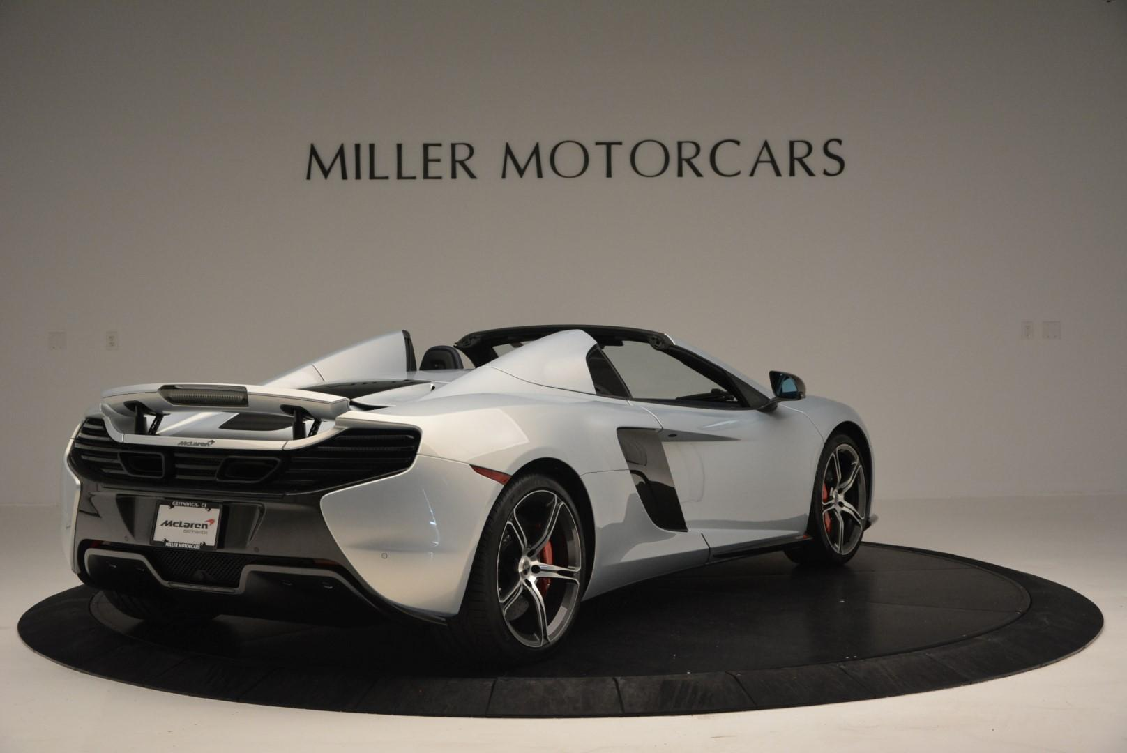 New 2016 McLaren 650S Spider  For Sale In Westport, CT 79_p7