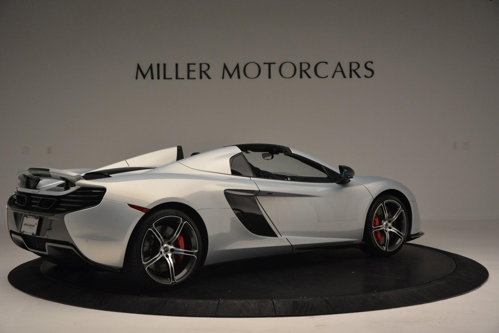 New 2016 McLaren 650S Spider  For Sale In Westport, CT 79_p8