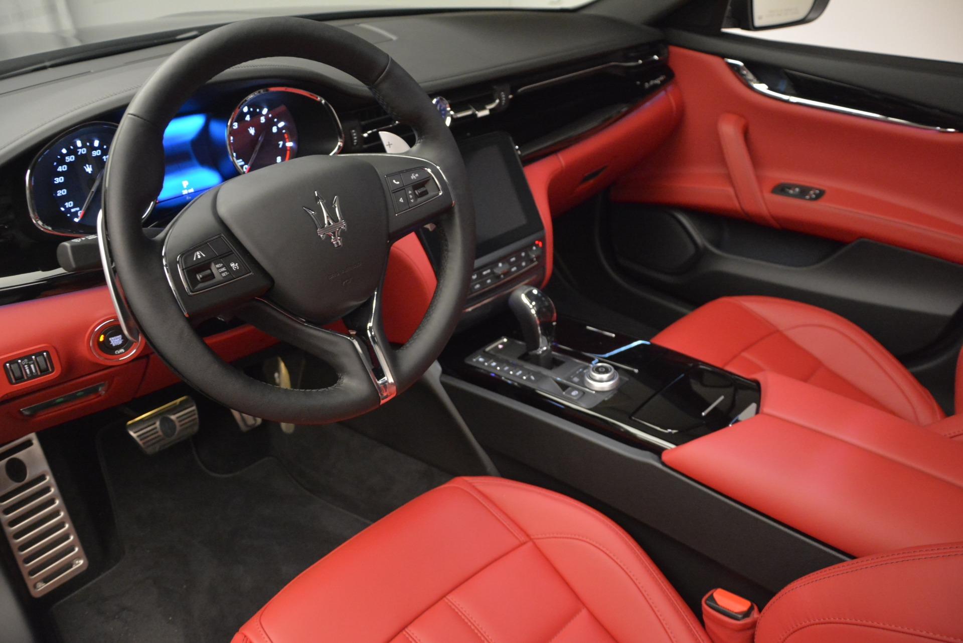 New 2017 Maserati Quattroporte S Q4 GranSport For Sale In Westport, CT 790_p13