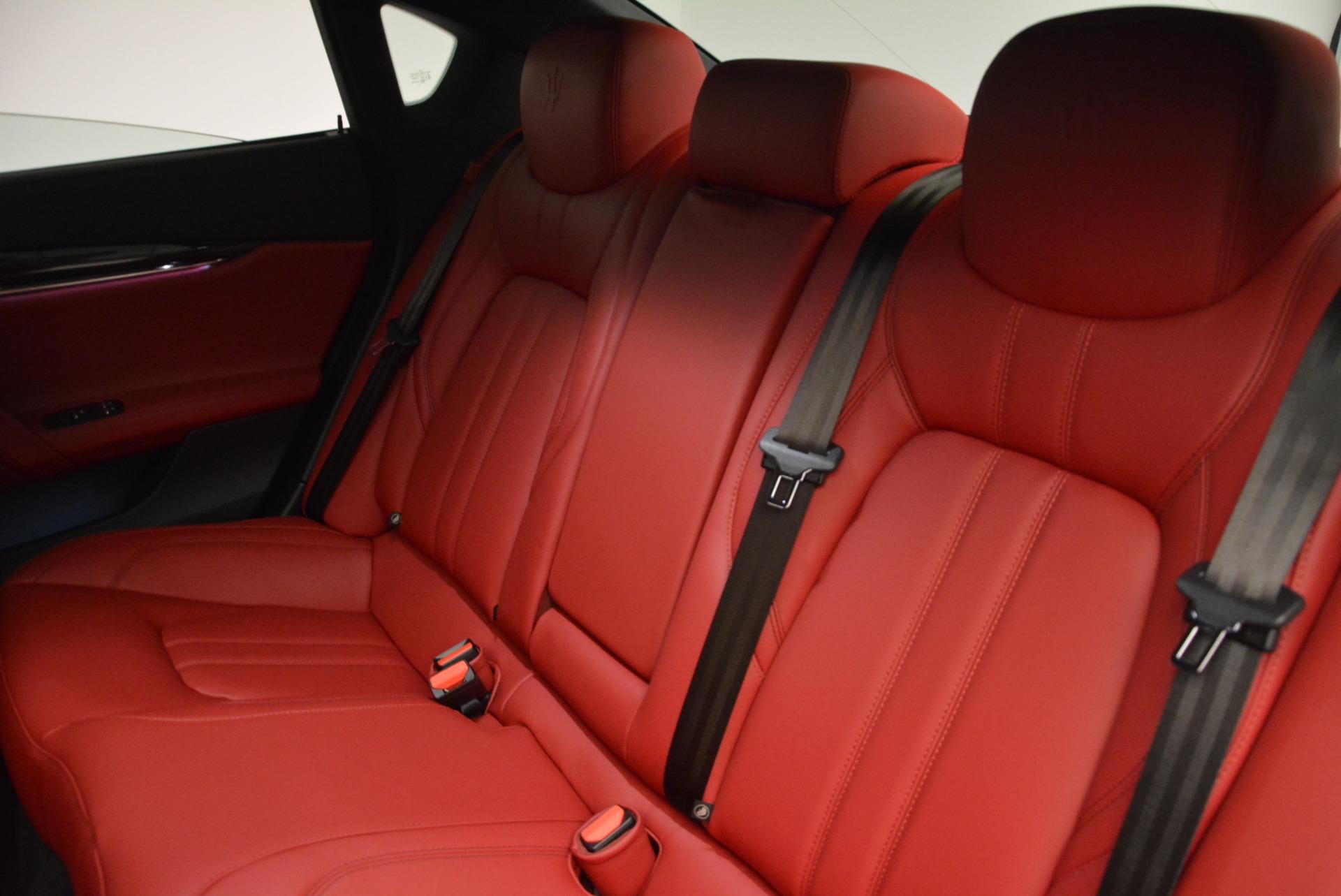 New 2017 Maserati Quattroporte S Q4 GranSport For Sale In Westport, CT 790_p16