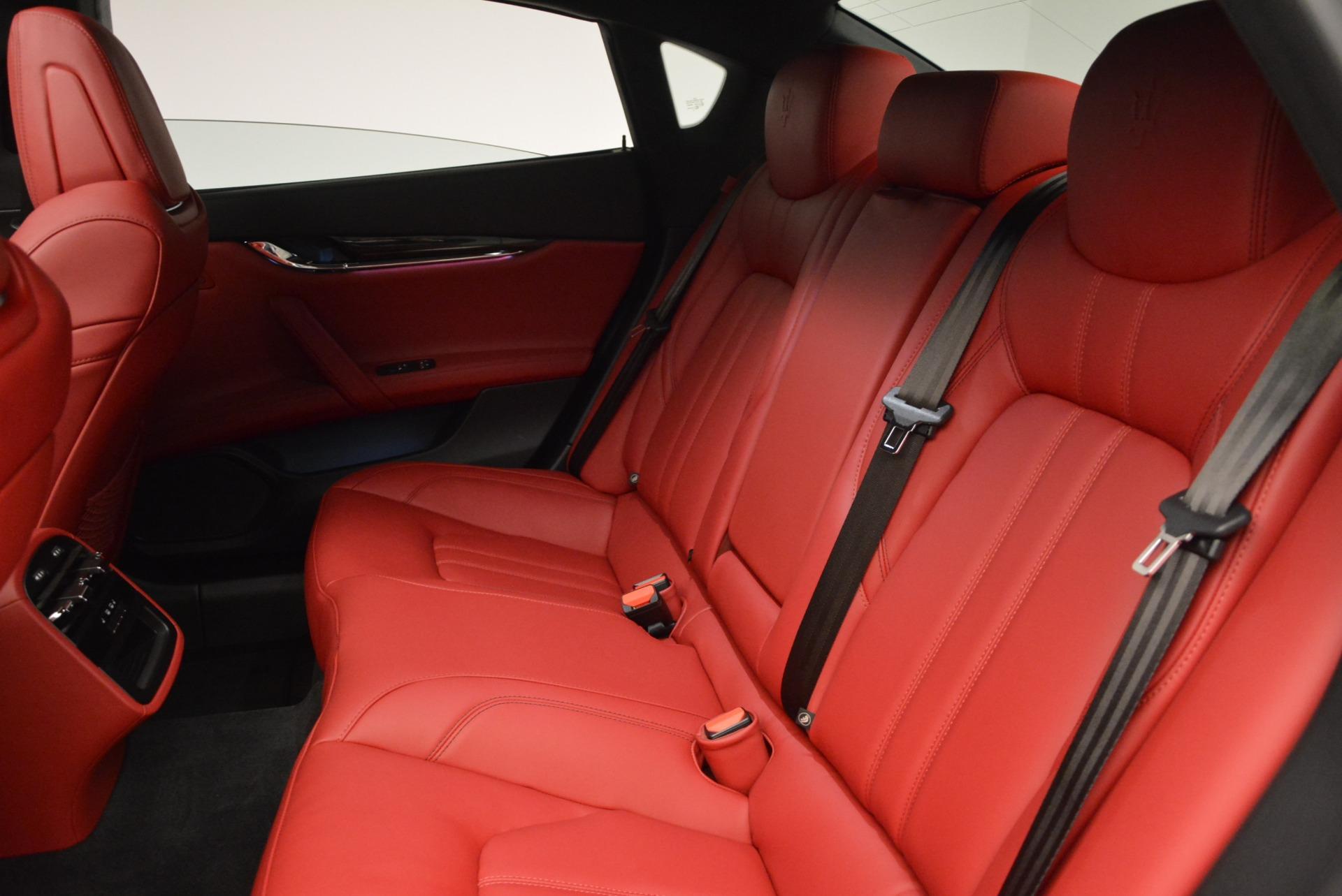 New 2017 Maserati Quattroporte S Q4 GranSport For Sale In Westport, CT 790_p17