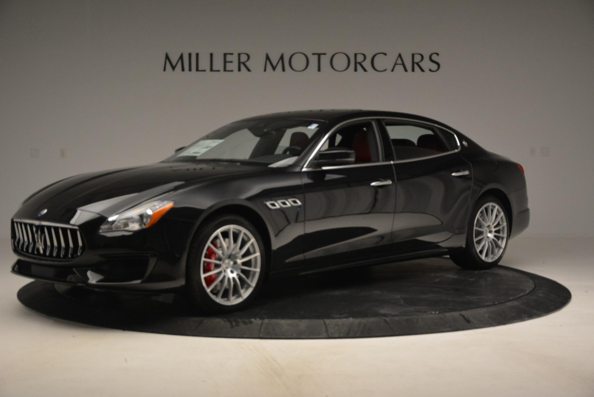 New 2017 Maserati Quattroporte S Q4 GranSport For Sale In Westport, CT 790_p2