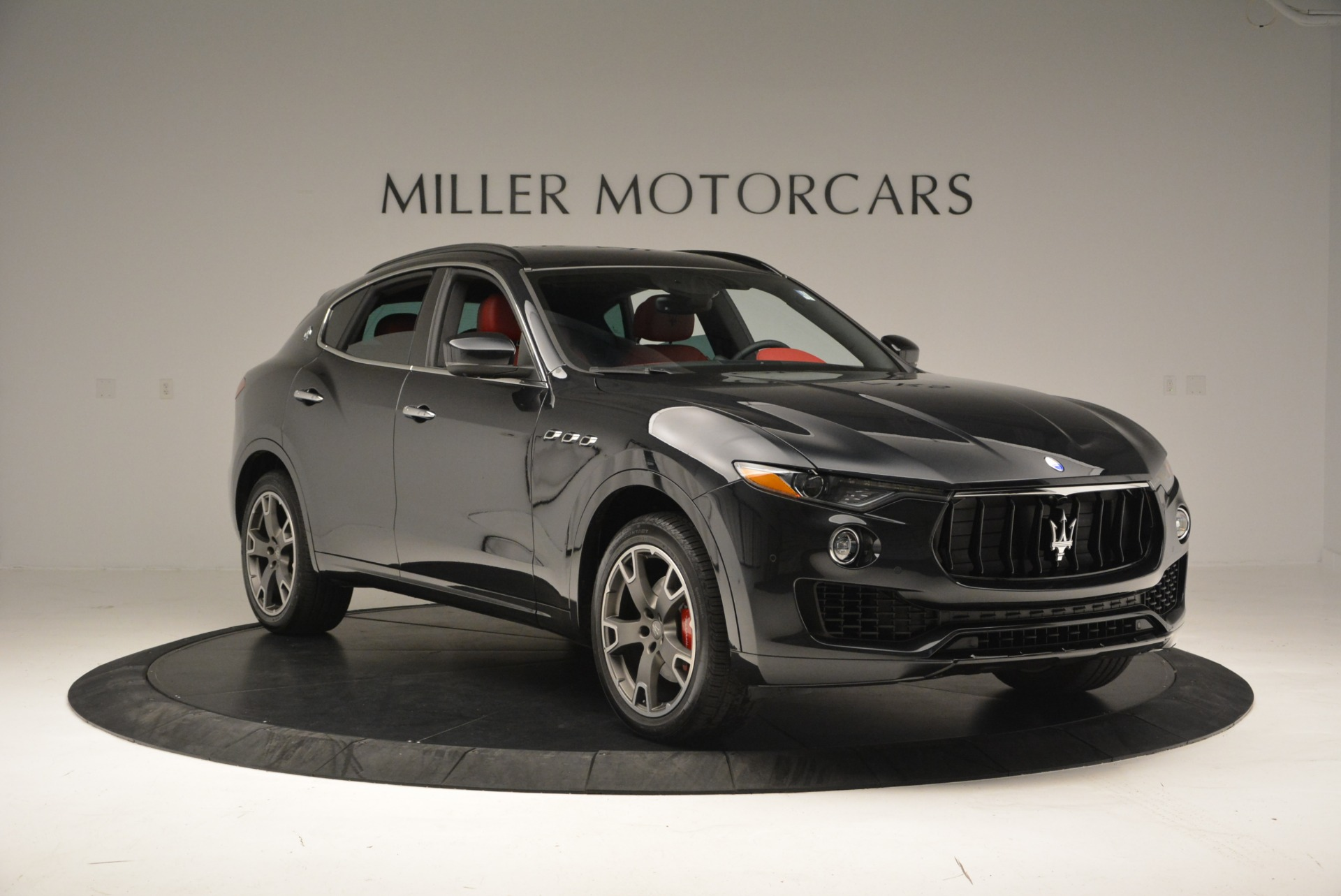 New 2017 Maserati Levante  For Sale In Westport, CT 791_p11